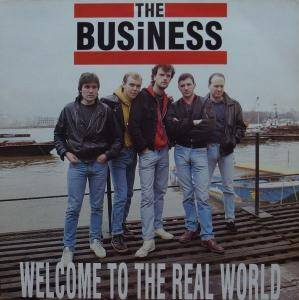 Cover - Business, The: Welcome To The Real World