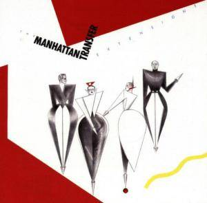The Manhattan Transfer: Extensions - Cover