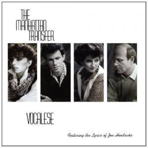 The Manhattan Transfer: Vocalese - Cover
