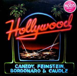 Canedy, Feinstein, Bordonaro & Caudle: Hollywood - Cover
