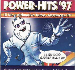 Cover - Cabballero: AOK Power-Hits '97