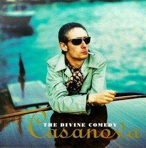 Cover - Divine Comedy, The: Casanova