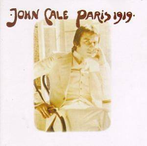 John Cale: Paris 1919 - Cover