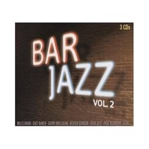 Cover - Greg Adams: Bar Jazz 2