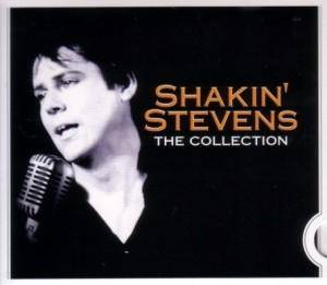 Shakin' Stevens: Collection, The - Cover