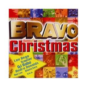 Bravo Christmas - Hot & Holy IV - Cover