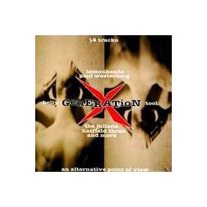 Generation X - Cover