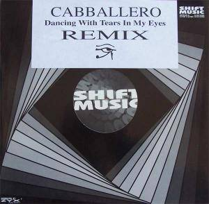 Cover - Cabballero: Dancing With Tears In My Eyes