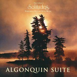Cover - Dan Gibson: Algonquin Suite