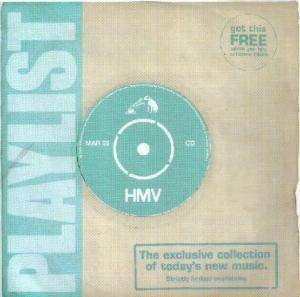 Cover - Tweet: HMV - Playlist 28