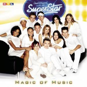 Cover - Deutschland Sucht Den Superstar: Magic Of Music