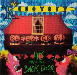 Cover - Snout: Recovery!  - Hits From The Back Door
