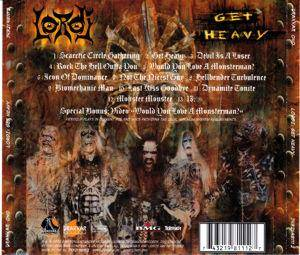 Lordi: Get Heavy (CD) - Bild 2