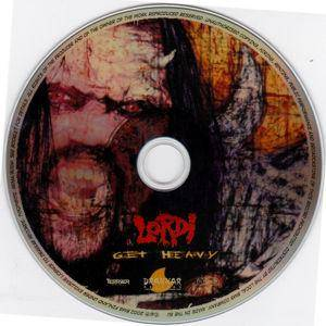 Lordi: Get Heavy (CD) - Bild 3