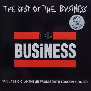 The Business: Best Of The Business, The - Cover