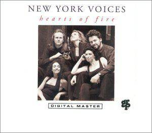 Cover - New York Voices: Hearts Of Fire