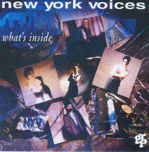 Cover - New York Voices: What's Inside