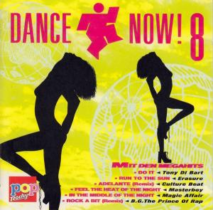 Dance Now! 08 - Cover