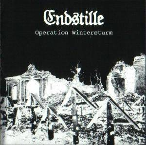 Cover - Endstille: Operation Wintersturm