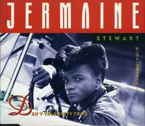 Jermaine Stewart: Don't Talk Dirty To Me - Cover