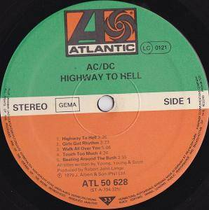 AC/DC: Highway To Hell (LP) - Bild 3