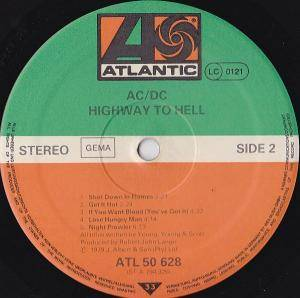 AC/DC: Highway To Hell (LP) - Bild 4