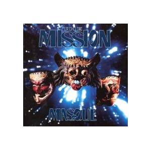The Mission: Masque - Cover