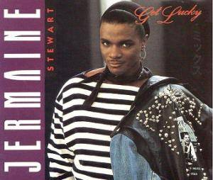 Jermaine Stewart: Get Lucky - Cover