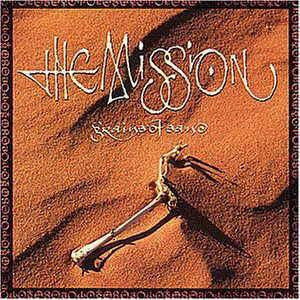 The Mission: Grains Of Sand - Cover