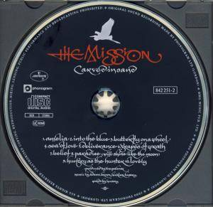 The Mission: Carved In Sand (CD) - Bild 5