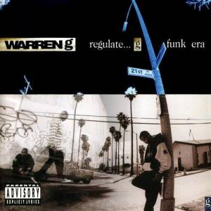 Warren G.: Regulate... G Funk Era - Cover