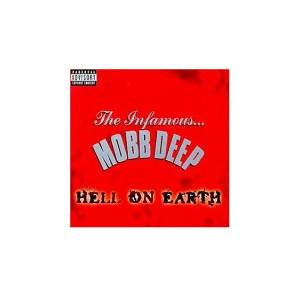 Mobb Deep: Hell On Earth - Cover