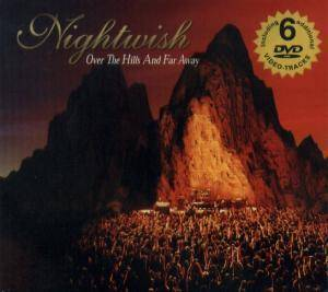 Nightwish: Over The Hills And Far Away (DualDisc) - Bild 1