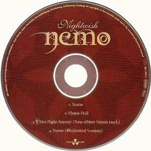 Nightwish: Nemo (Single-CD) - Bild 4