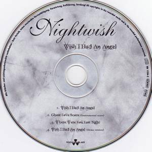 Nightwish: Wish I Had An Angel (Single-CD) - Bild 6