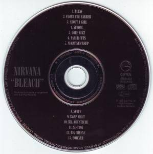 Nirvana: Bleach (CD) - Bild 3