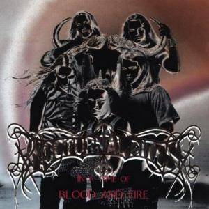 Cover - Nocturnal Rites: In A Time Of Blood And Fire