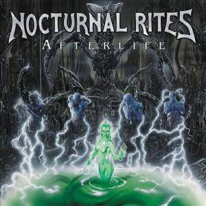 Nocturnal Rites: Afterlife - Cover