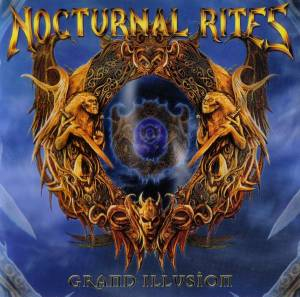 Nocturnal Rites: Grand Illusion (CD + DVD) - Bild 1