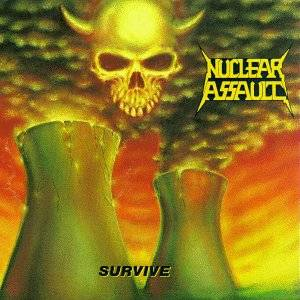 Nuclear Assault: Survive - Cover
