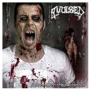 Cover - Avulsed: Yearning For The Grotesque