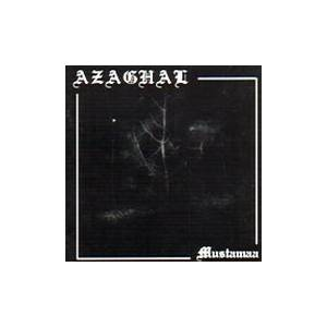 Cover - Azaghal: Mustamaa