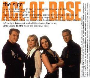 Ace Of Base: The Sign (Single-CD) - Bild 2