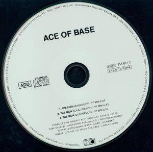 Ace Of Base: The Sign (Single-CD) - Bild 3
