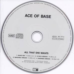 Ace Of Base: All That She Wants (Single-CD) - Bild 3