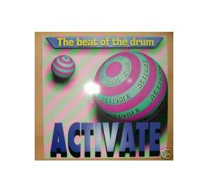 Cover - Activate: Beat Of The Drum, The