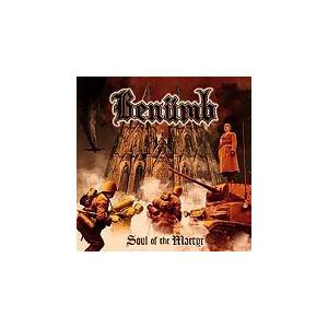 Cover - Benümb: Soul Of The Martyr