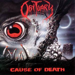 Obituary: Cause Of Death (CD) - Bild 1