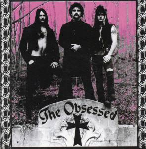 The Obsessed: The Obsessed (CD) - Bild 1