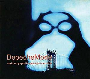 Depeche Mode: World In My Eyes - Cover